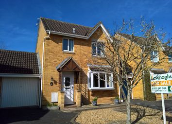 Thumbnail 3 bed link-detached house for sale in Ramsbury Walk, Trowbridge