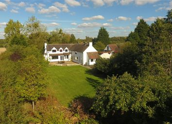 Thumbnail 6 bed detached house for sale in Lower Haselor, Pershore, Worcestershire