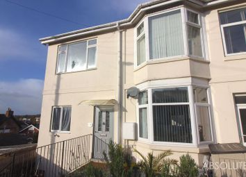 Thumbnail 3 bed flat to rent in Lower Shirburn Road, Torquay