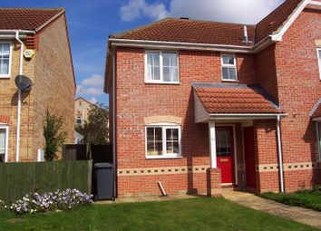 Thumbnail 3 bed semi-detached house to rent in Limetree Close, Sleaford