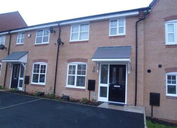 Thumbnail 3 bed mews house for sale in Keel Drive, Hyde, Cheshire