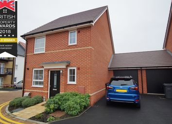 Thumbnail 3 bed detached house for sale in Addington Close, Stanford-Le-Hope