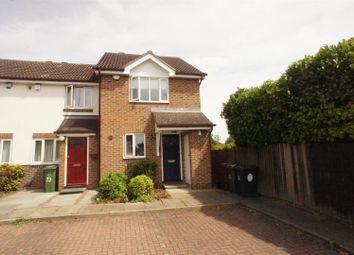 Thumbnail 2 bed end terrace house for sale in Westminster Gardens, London