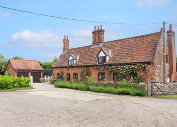 Thumbnail 4 bed cottage for sale in Great Melton, Norwich