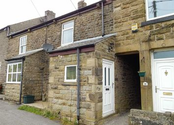 Thumbnail 2 bedroom terraced house to rent in Cowlow Lane, Dove Holes, Derbyshire
