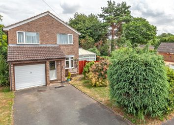 Thumbnail 3 bed detached house for sale in White Hart, Shrewsbury