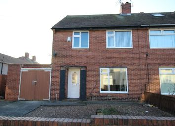 Thumbnail Semi-detached house for sale in Wark Avenue, North Shields