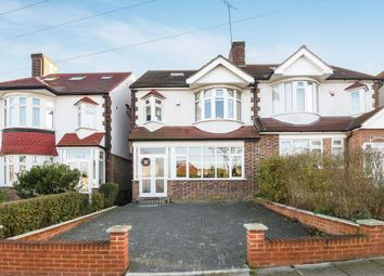 Thumbnail 5 bed semi-detached house for sale in Waterfall Road, London N11, London N11,