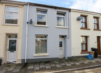 Thumbnail 2 bed terraced house for sale in Morlais Street, Pentrebach, Merthyr Tydfil