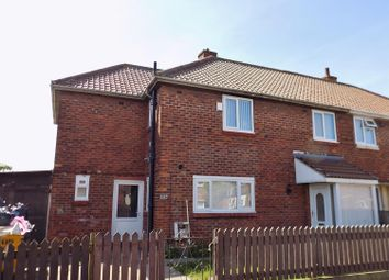 Thumbnail 4 bed end terrace house for sale in Roworth Road, Thorntree, Middlesbrough
