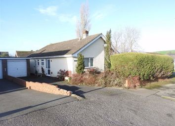 Thumbnail 3 bed detached bungalow for sale in Heol Helyg, Cardigan, Ceredigion