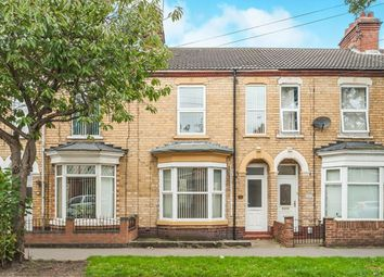 Thumbnail 3 bed terraced house for sale in Newcomen Street, Hull
