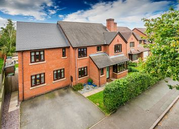 Thumbnail 5 bed detached house for sale in 16 Manor Farm Drive, Hinstock