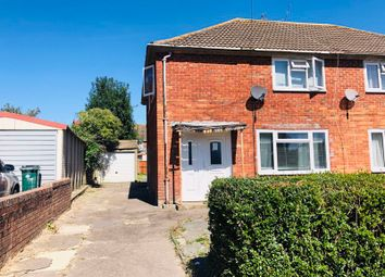 Thumbnail 3 bed semi-detached house to rent in Jordans Crescent, Crawley