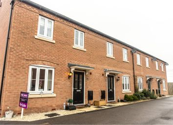 Thumbnail 3 bed end terrace house for sale in Towgood Close, Peterborough