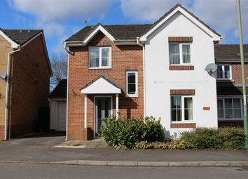 Thumbnail 4 bed detached house for sale in Sword Hill, Castle Maen, Caerphilly