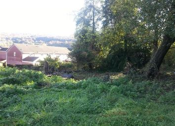 Thumbnail Land for sale in The Glade, School Lane, Gwaelod Y Garth
