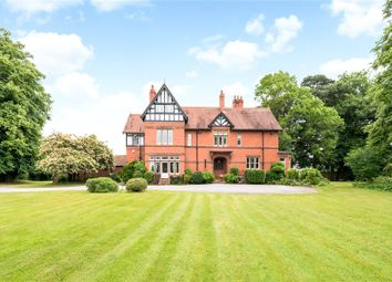 Thumbnail 6 bedroom detached house for sale in Village Road, Waverton, Chester
