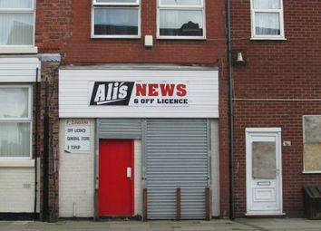Thumbnail Retail premises for sale in 6 Hawthorne Road, Bootle