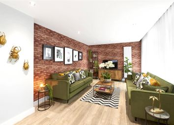 Thumbnail 2 bed flat for sale in Mode, Centric Close, Oval Road, Camden