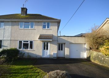 Thumbnail 3 bed semi-detached house for sale in Berry Hill Road, Cirencester