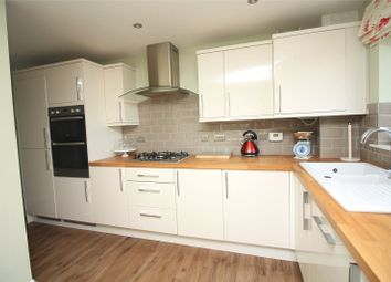 Thumbnail 3 bed detached house for sale in Swallow Avenue, Iwade, Sittingbourne, Kent