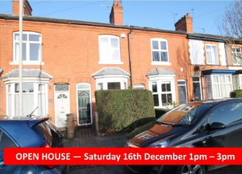 Thumbnail 2 bed terraced house for sale in Knighton Church Road, South Knighton, Leicester