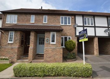 Thumbnail 2 bedroom terraced house for sale in Snowdrop Close, Wick St Lawrence, Weston-Super-Mare
