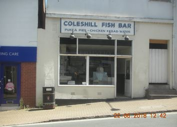 Thumbnail Retail premises to let in High Street, Coleshill