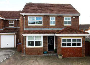 Thumbnail 4 bedroom detached house for sale in Sorrel Close, Beverley
