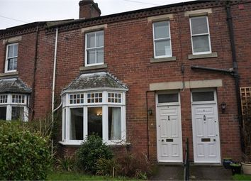 Thumbnail 4 bed terraced house for sale in Ford Terrace, Riding Mill