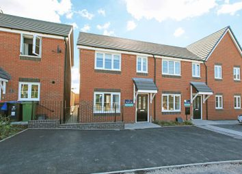 Thumbnail 3 bed terraced house for sale in Miners Way, Telford