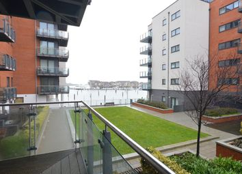 Thumbnail 2 bed flat to rent in Channel Way, Ocean Village, Hampshire