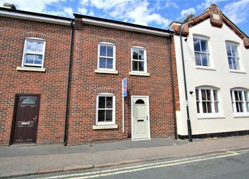 Thumbnail 2 bed terraced house to rent in Park Lane House, 65 Granby Street, Newmarket