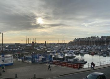 Thumbnail 3 bed flat to rent in Harbour Parade, Ramsgate