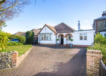 Thumbnail 3 bed detached bungalow for sale in St. Peters Road, Broadstairs