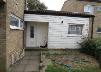 Thumbnail 3 bed maisonette for sale in Finland Way, Corby