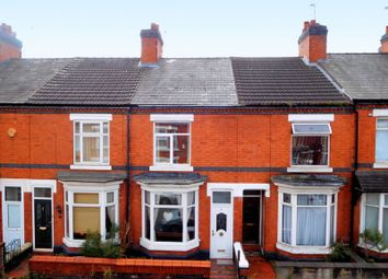 Thumbnail 2 bed terraced house for sale in Derrington Avenue, Crewe