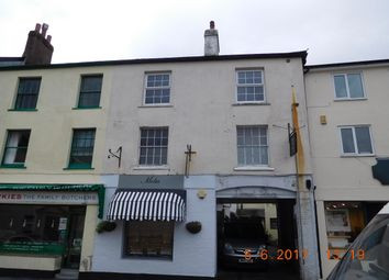 Thumbnail 1 bed flat to rent in New Street, Honiton