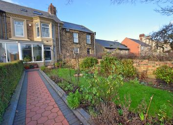 Thumbnail 3 bed terraced house for sale in Front Street, Newbiggin-By-The-Sea