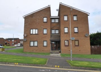 Thumbnail 1 bedroom flat for sale in Lyoncross Avenue, Barrhead