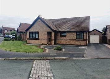 Thumbnail 3 bed bungalow to rent in Longbow Grove, Stretton, Burton-On-Trent