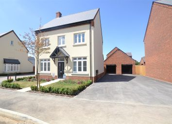 4 bed detached house for sale in Plot 265, The Darcy, Heyford Park OX26