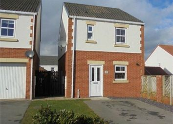 Thumbnail 3 bed detached house for sale in Lavender Crescent, Spennymoor, Durham