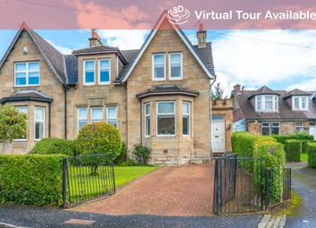 Thumbnail 3 bed semi-detached house for sale in Jerviston Street, Motherwell
