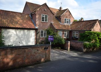Thumbnail 4 bed detached house for sale in Toad Lane, Epperstone Village