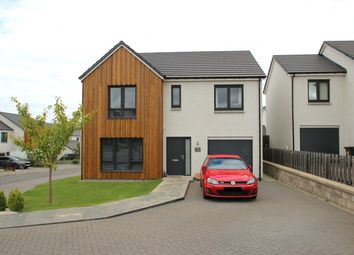 Thumbnail 4 bed detached house for sale in Kintrae Crescent, Elgin