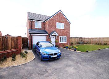 Thumbnail 4 bed detached house for sale in Cranson Close, Bowburn, Durham
