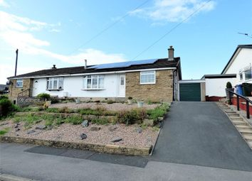 Thumbnail 3 bed semi-detached bungalow for sale in Moor Crescent, Skipton