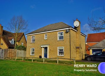 Thumbnail 4 bed detached house for sale in Little Street, Waltham Abbey